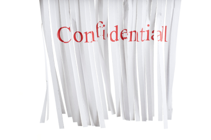Confidential Fax