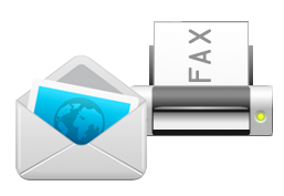 Send combined Online Fax Broadcasting and Bulk Email Sender